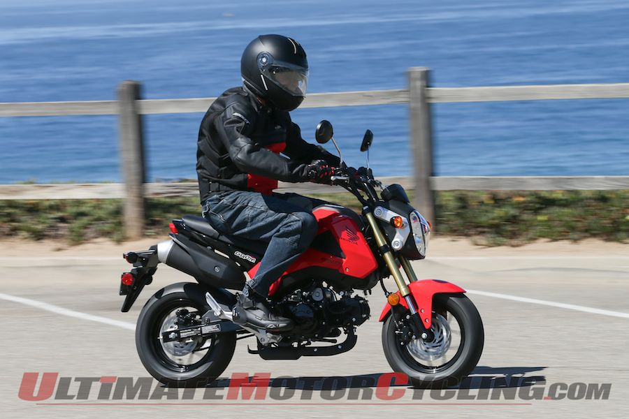 2014 Honda Grom MSX 125 | First Ride Review