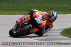 Repsol Honda's Dani Pedrosa at 2012 Indy MotoGP (Photo: Ara Ashjian)