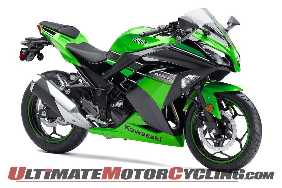 Kawasaki Recalls 2013 Ninja 300 Due to Stalling Issues