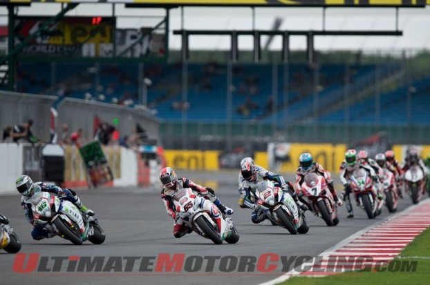 2013 Silverstone World Superbike | Results