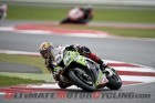 Kawasaki Racing's Loris Baz