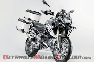 2013 BMW R1200GS | SW-Motech Build