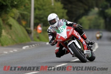 Manx Grand Prix | Sweeney Tops Wednesday Qualifying