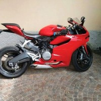 Ducati 899 Panigale Leaked | Spied Photo