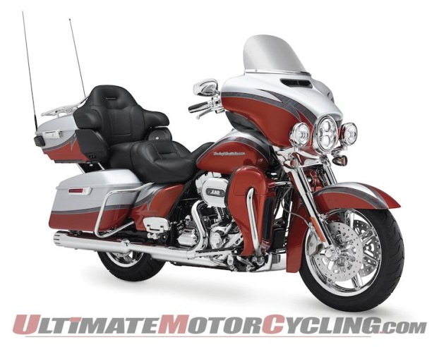 2014 Harley-Davidson CVO Limited with Liquid-Cooled 110 | Preview