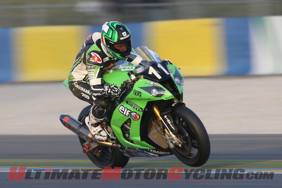 SRC Kawasaki Wins 24 Hours of Le Mans; SERT Takes Title