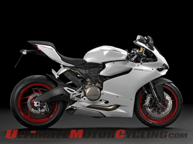 2014 Ducati 899 Panigale | First Look Review