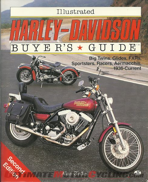 Rider's Library | Illustrated Buyer's Guide Harley-Davidson Since 1965
