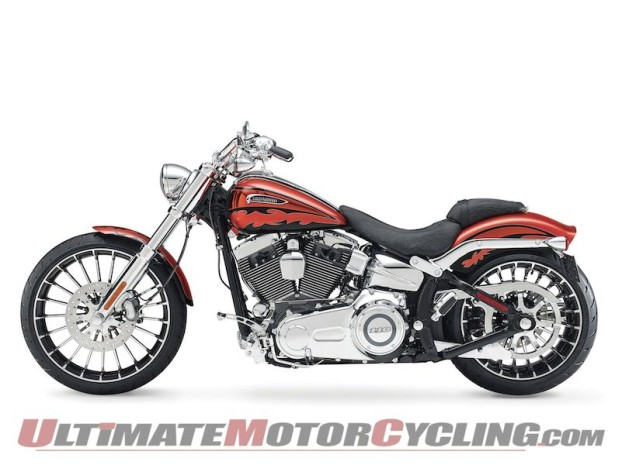 2014 Harley-Davidson CVO Breakout | Quick Look Review