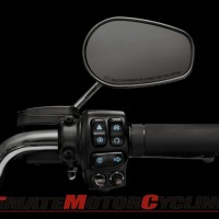 Harley Releases Lighted Hand Control Switches for Tourers