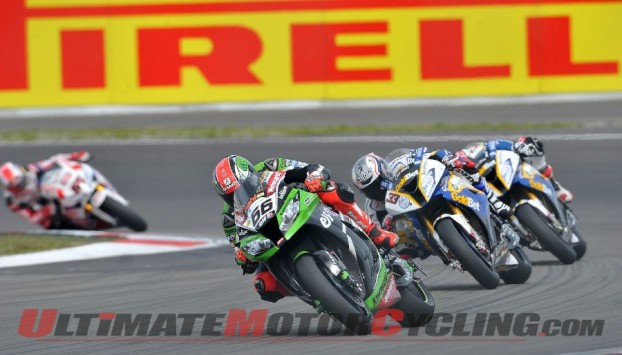 2013 Nurburgring World Superbike | Results