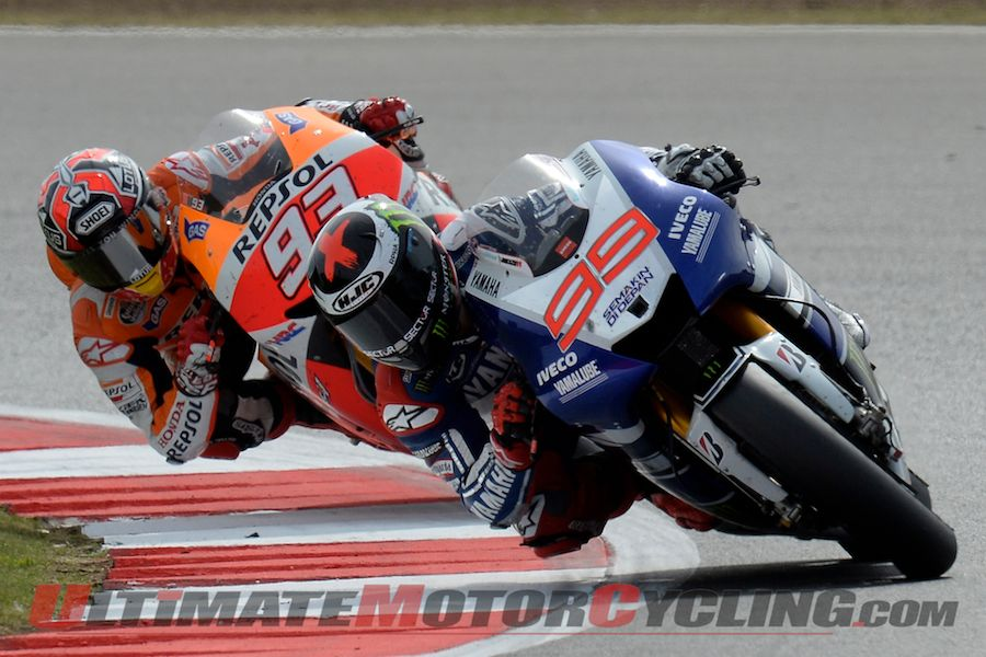 2013 Silverstone MotoGP | Video Highlights
