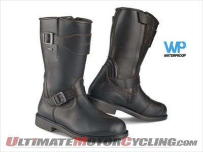 Stylmartin Legend R Boot from Italy Now Available in the US