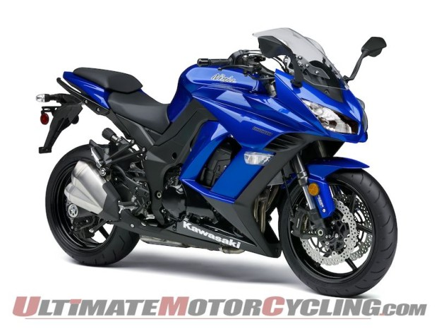 2014 Kawasaki Ninja 1000 ABS | First Look Review