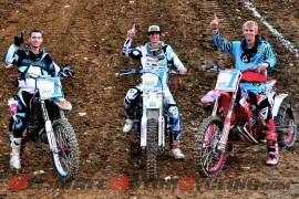 2013 AMA Pro Hillclimb Series Champs Crowned at Oregonia