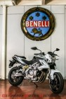 Benelli Unveils the BN 600 R Naked Sportbike