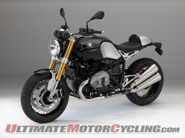 BMW Unveils the R nineT - a 90th Anniversary Model