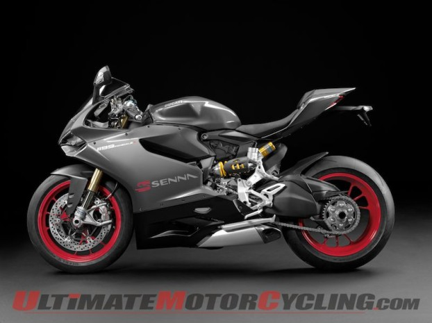 Ducati to Produce 161 'Senna' 1199 Panigale S Models
