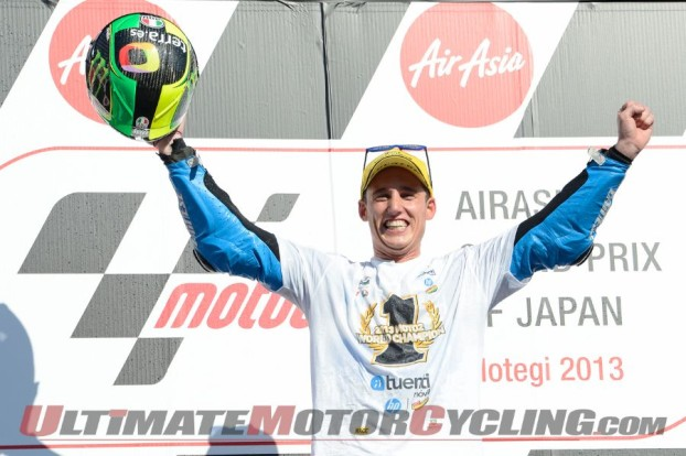 Pol Espargaro Crowned 2013 Moto2 Champion