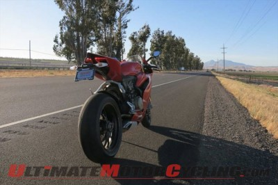 Ducati 1199 Panigale S: 16,000 Miles, 35 States, 6 Months | Video