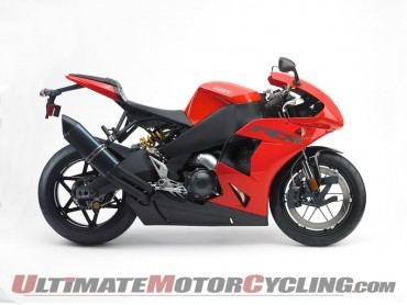 2014 Erik Buell Racing 1190 RX | Unveiled