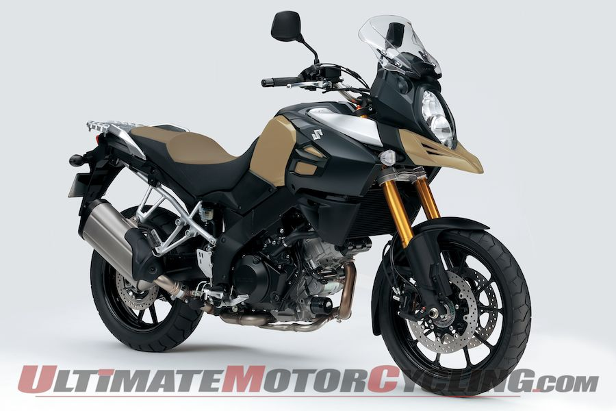 2014 Suzuki V-Strom 1000 | First Look Review (24 Photos)
