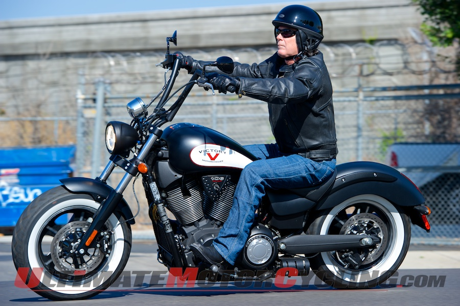 2014 Victory High-Ball  | Cruiser Motorcycle Review