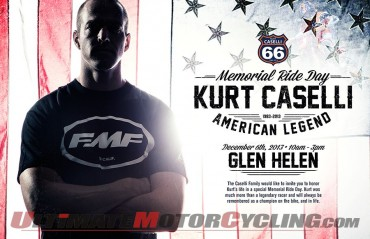Kurt Caselli Memorial Ride Day at Glen Helen