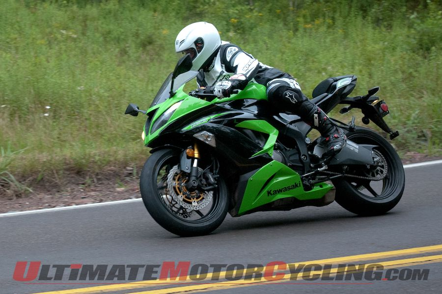 2013 Kawasaki Ninja ZX-6R for sale