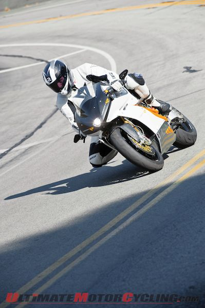 Mission Motors RS Sportbike Review | Assault by Battery