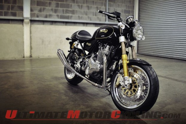 Norton Commando 961 Motorcycles Arrive in U.S. Dealerships