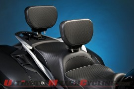 BMW K1600GT / GTL | Sargent Heated Seats & Backrests