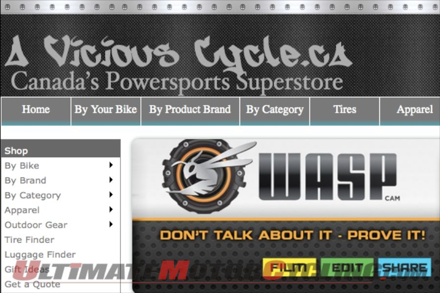 Twisted Throttle Acquires Canadian Dealer A Vicious Cycle