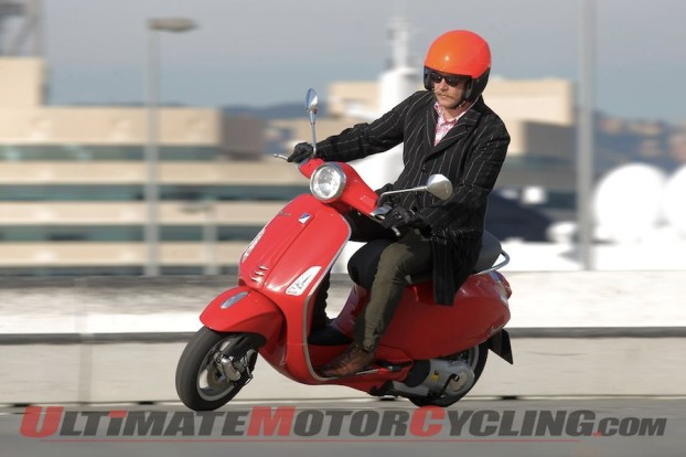 2014 Vespa Primavera Review from Barcelona | Forever Young