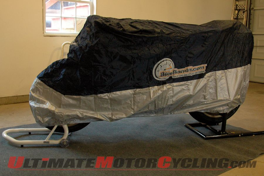 11 Motorcycle Winter Storage Tips