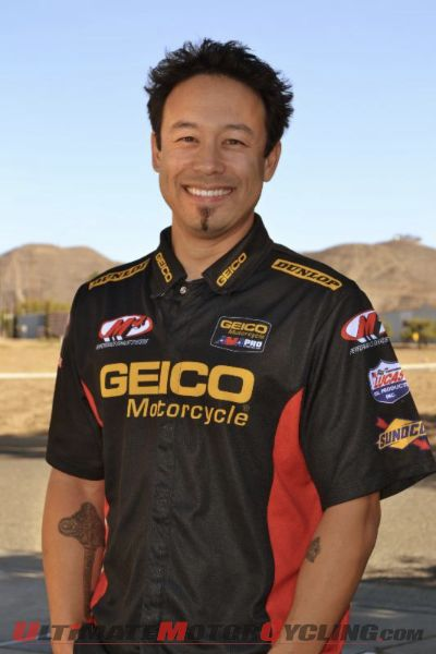 Zemke to Ride GEICO Honda in 2014 AMA Daytona SportBike