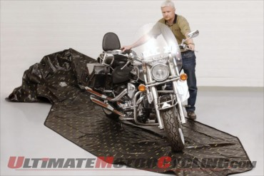 Zerust Motorcycle Cover Review | Rust- and Mold-Free Storage