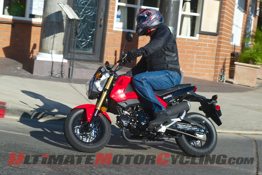 Honda Grom Urban on Honda Ct90 Motorcycle Parts