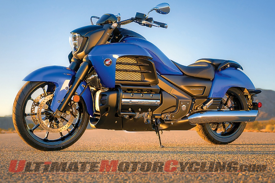 2014 Honda Valkyrie Power Cruiser | First Look Review