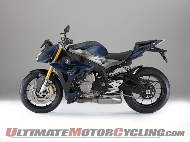 2014 BMW S 1000 R Naked Sportbike | First Look Review