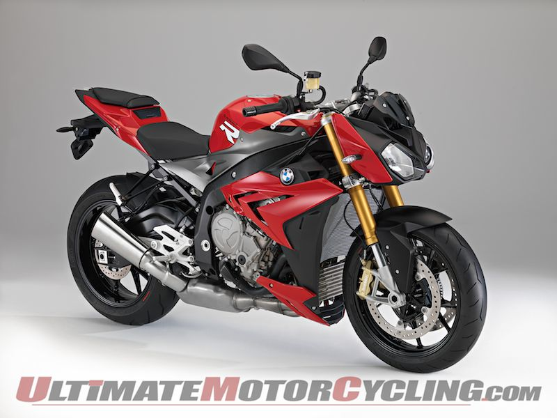 2014 BMW S1000R Naked Sportbike | First Look Review