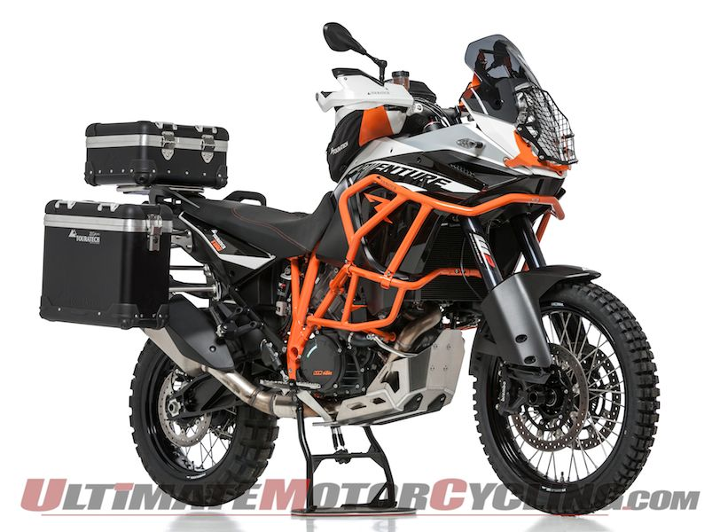 2014 KTM 1190 Adventure (R) | Touratech Essential Accessories