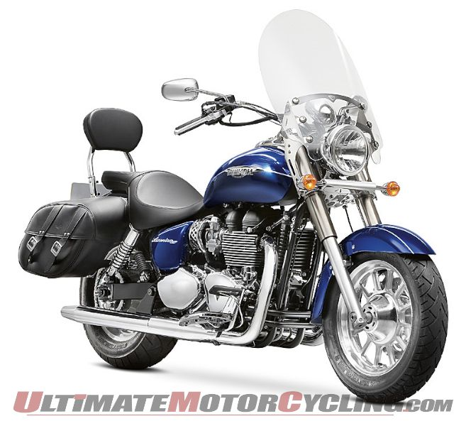 2014 Triumph America LT | First Look Review