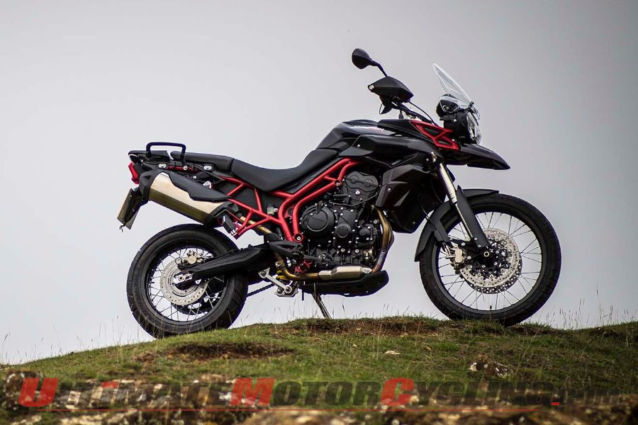 2014 Triumph Tiger 800XC SE Released