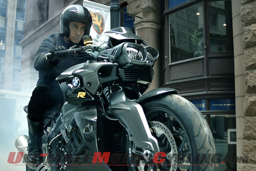 BMW S1000RR & K1300R to Appear in Dhoom: 3