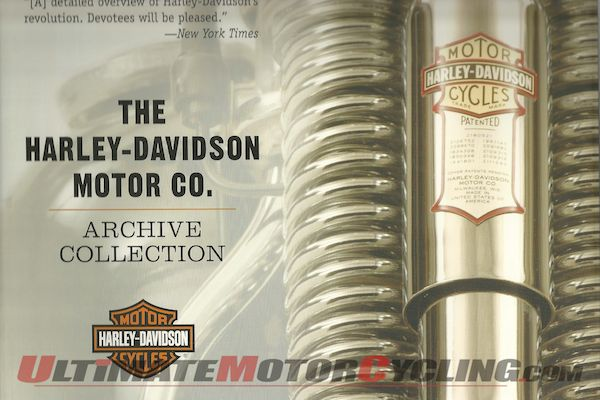 Rider's Library | The Harley-Davidson Motor Co. Archive Collection