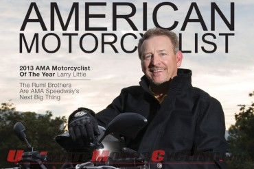 2013 AMA Motorcyclist of the Year: Larry Little