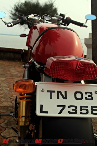 Royal Enfield Continental GT | Review from its Homeland in India