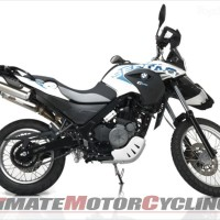 2014 BMW G 650 GS Sertao | Quick Look Review