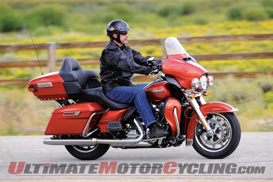 2014 Harley-Davidson Electra Glide Ultra Classic | Review